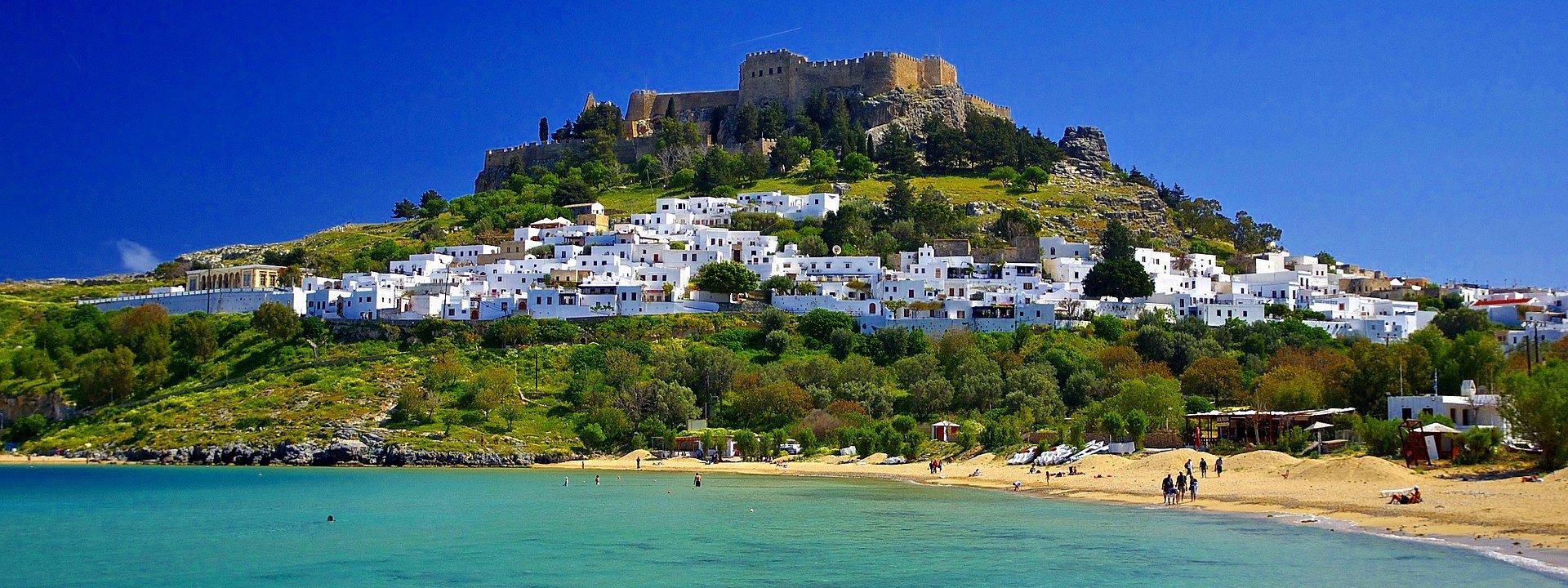 Rodos, Grčka
