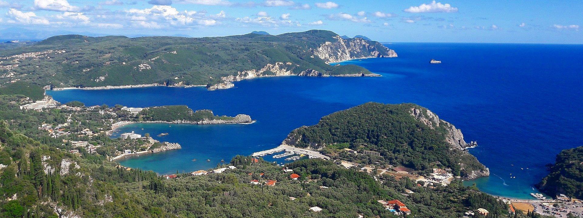 Krf, Grčka
