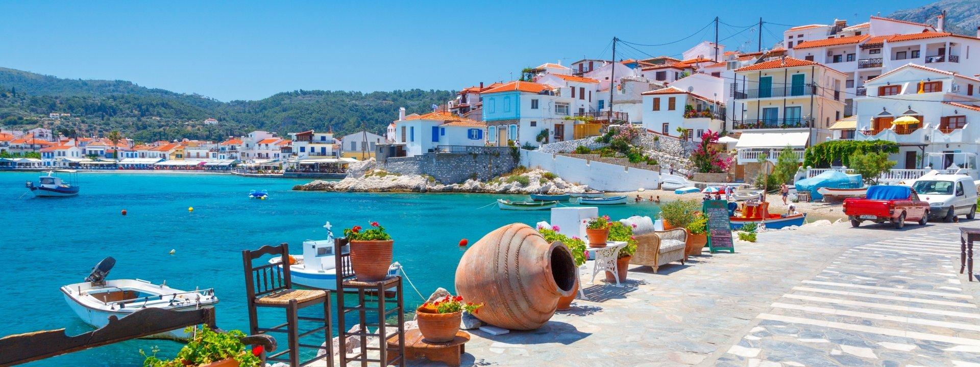 Samos, Grčka