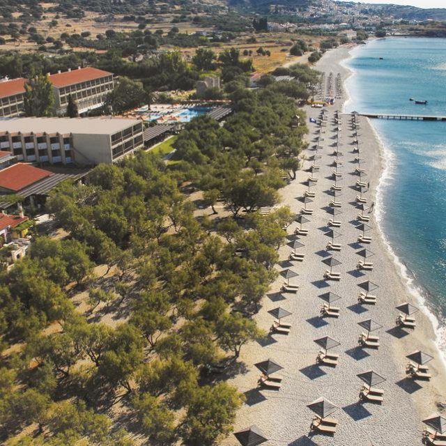 Hotel DORYSSA SEASIDE RESORT *****