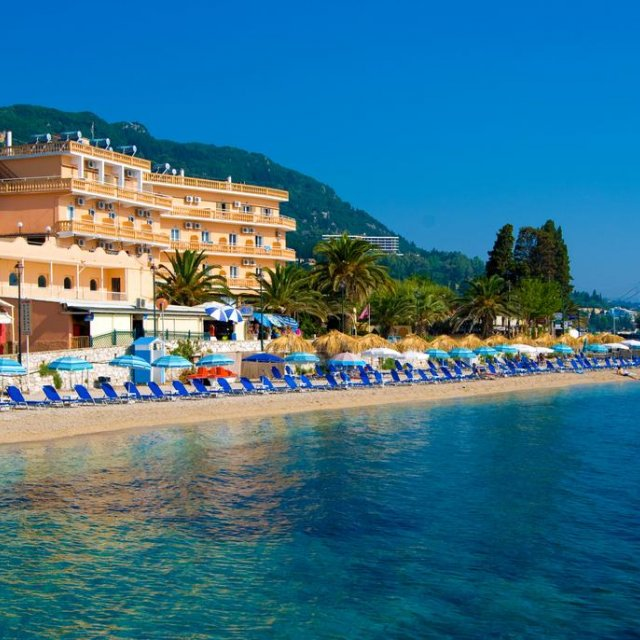 Hotel POTAMAKI BEACH ***