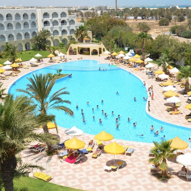 Hotel SIDI MANSOUR RESORT & SPA ****