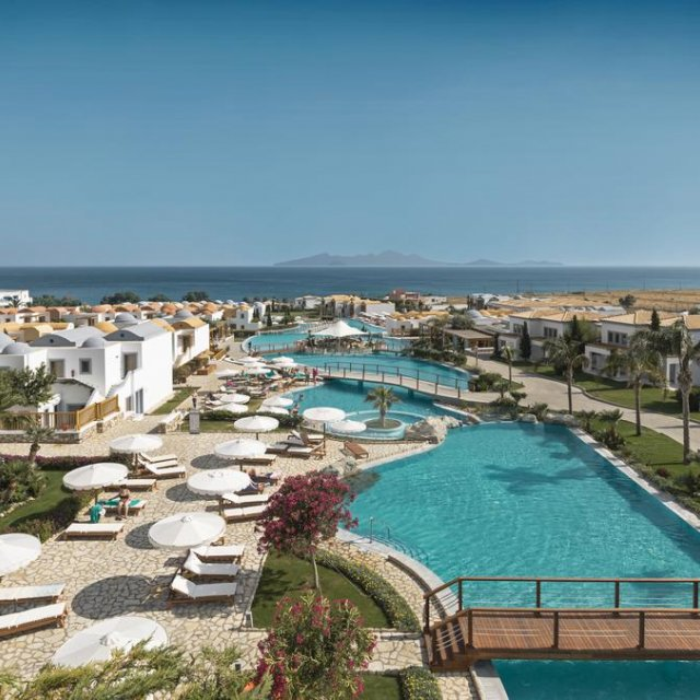 Hotel MITSIS BLUE DOMES RESORT & SPA *****