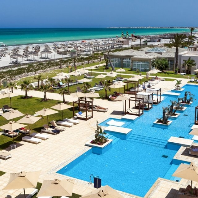 Hotel TUI BLUE PALM BEACH PALACE *****