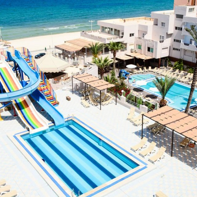Hotel SOUSSE CITY AND BEACH ***