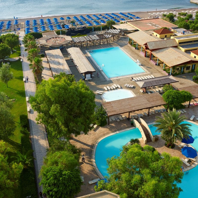Hotel ESPERIDES BEACH FAMILY RESORT ****